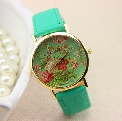 Дамски кожен часовник Vigo
