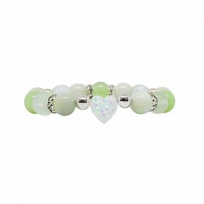 Mint Heart, Fresh Mind Ръчно изработена гривна