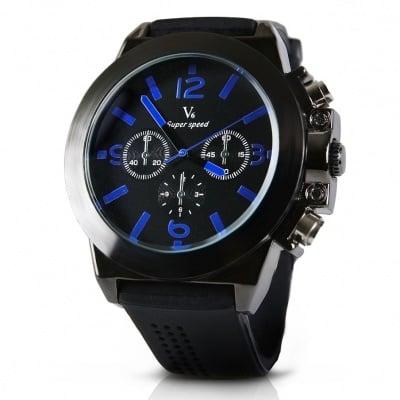 Луксозен мъжки часовник H007