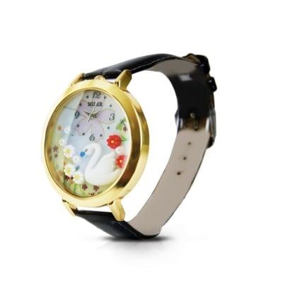 Дамски кожен часовник Art