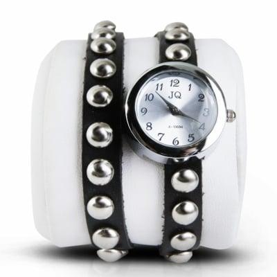 Дамски кожен часовник Spikes