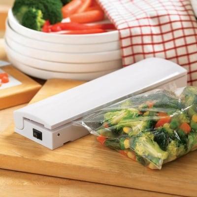 Машина за запечатване на храна