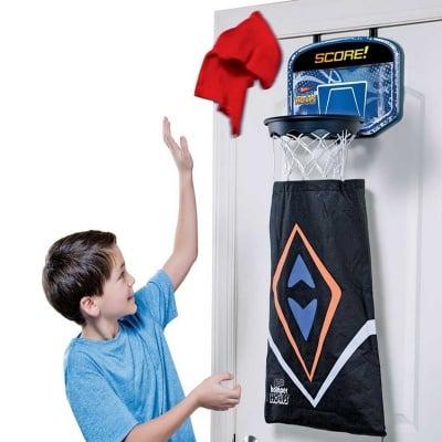 Баскетболен кош за пране на дрехи