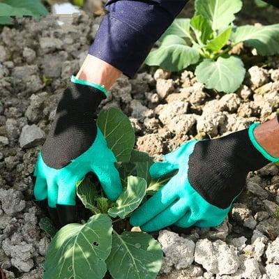 Градинарски ръкавици