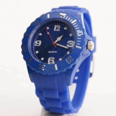 Унисекс силиконов часовник Hit
