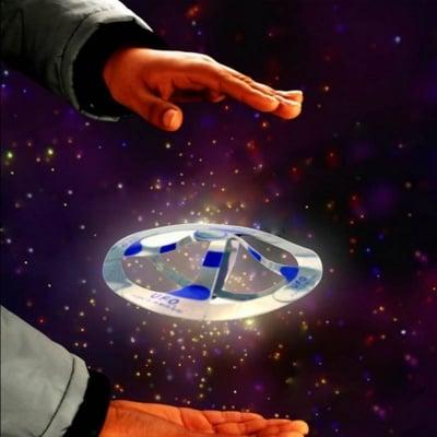 Магическа играчка НЛО