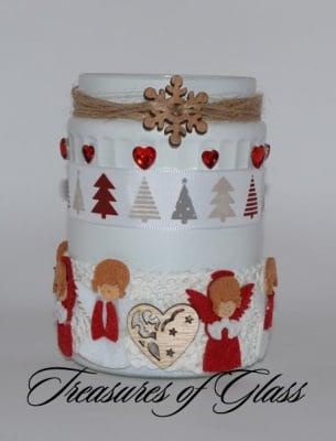 Сувенир Коледни ангели