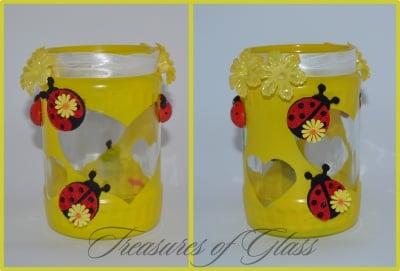Сувенир Жълти калинки