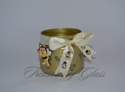 Свещник Златни пчели
