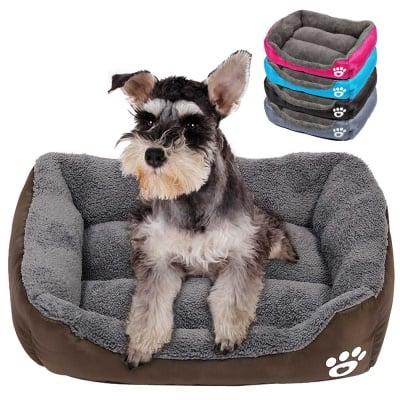 Меко кучешко легло