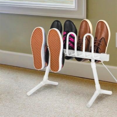 Електрическа сушилня за 4 чифта обувки