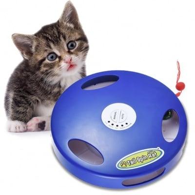 Интерактивна игра за котки