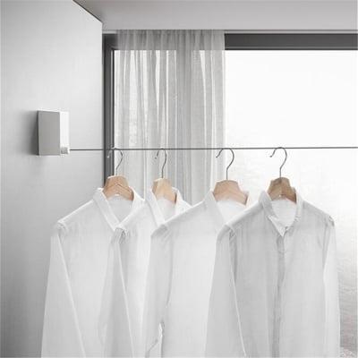 Автоматичен простор за дрехи
