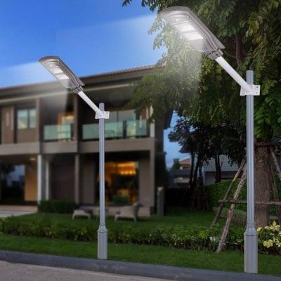 Соларна лампа с датчик за движение 40W