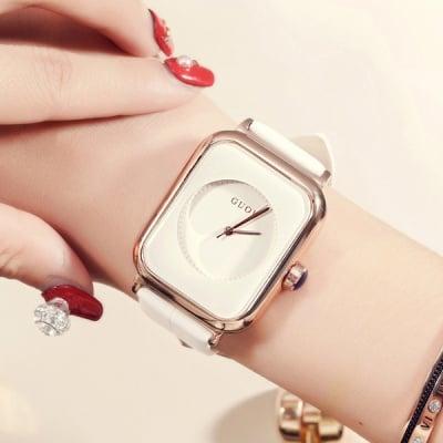Луксозен дамски часовник H008