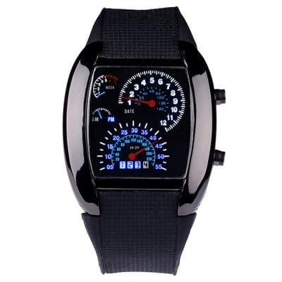 Луксозен мъжки часовник H004