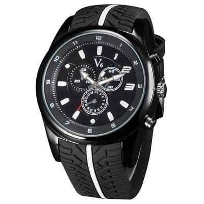 Луксозен мъжки часовник H009