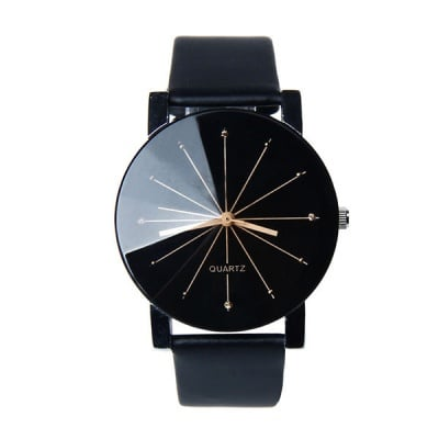 Луксозен дамски часовник H015
