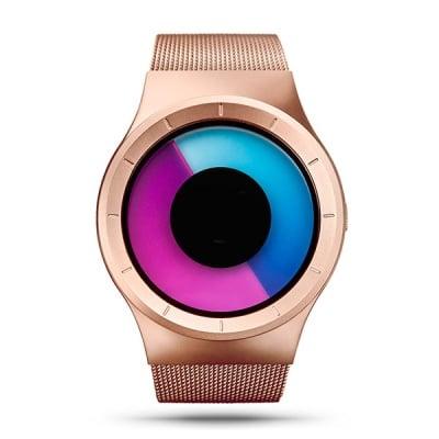 Луксозен дамски часовник H016 ROSE GOLD