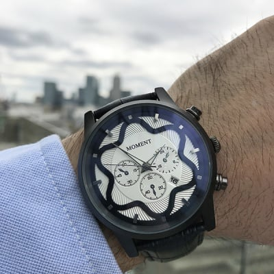 Луксозен мъжки часовник H051