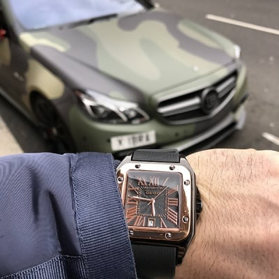 Луксозен часовник H052