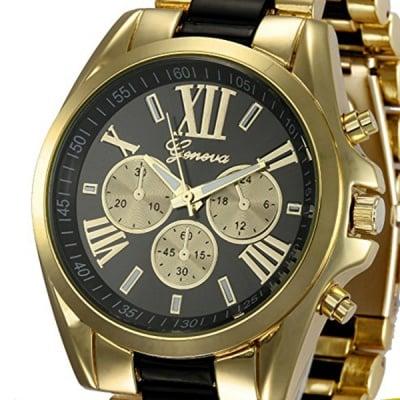 Луксозен дамски часовник H058