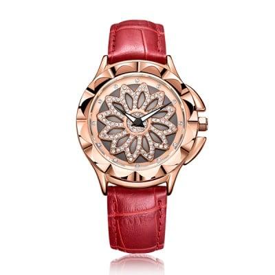Луксозен дамски часовник H059