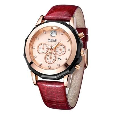 Луксозен дамски часовник H060