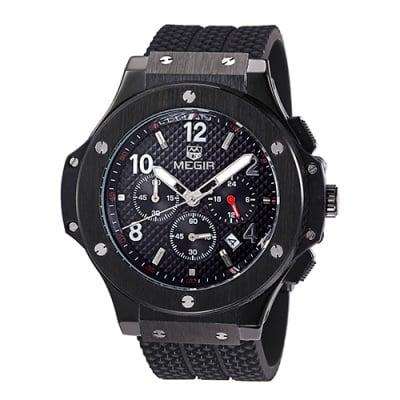 Луксозен мъжки часовник HOT6