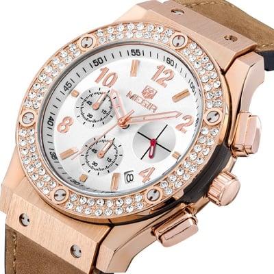Луксозен дамски часовник HOT20