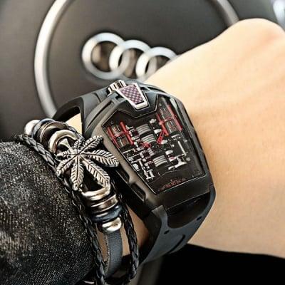 Луксозен мъжки часовник HOT23