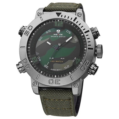 Луксозен мъжки часовник HOT9