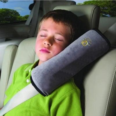 Мека възглавничка за колан в колата