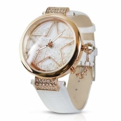 Дамски кожен часовник Star