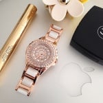 Луксозен дамски часовник H039