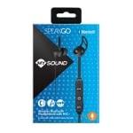 Безжични Bluetooth 4.2 стерео слушалки тапи с микрофон SPEAK GO MELICONI
