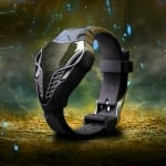 Извънземен LED часовник