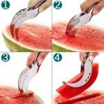 Нож за рязане на диня