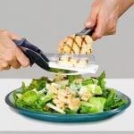 Ножица за рязане на месо и зеленчуци