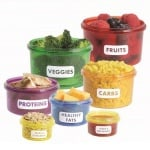 Кутии за разделно хранене