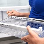 Голям практичен органайзер за хладилник