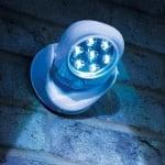 Лампа с датчик за движение