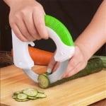 Кръгъл кухненски нож Боло