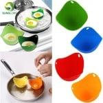 Силиконова форма за варене на яйца