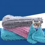 Абсорбираща кърпа за домашни любимци