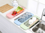 Пластмасов сушилник за мивка