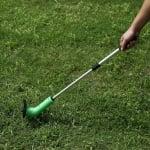 Компактна косачка за трева