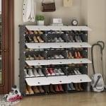 Икономична етажерка за обувки