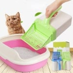 Котешка лопатка за почистване