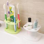 Семейна поставка за четки и паста за зъби